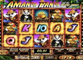 Amanda Panda And The Jackpot Journey Online Video Slot