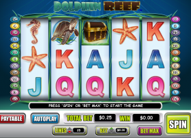 Dolphin Reef Online Video slot