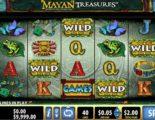 Mayan Treasures Online Video Slot