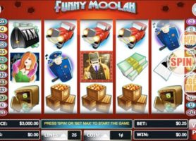 Funny Moolah Online Video Slot