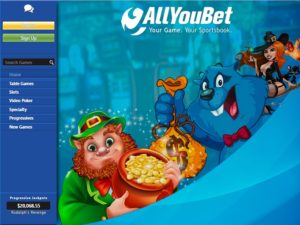 All You Bet Online Casino Review