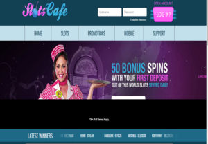 Slot Cafe _HomePage
