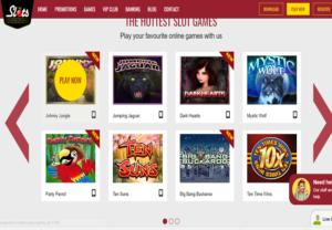 Slot Capital Game Lobby