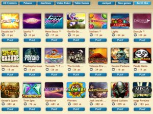 Bertil.com Casino Review