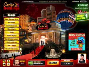 Casino Red Kings Online Casino Review