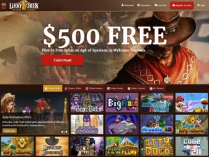Lucky Creek Online Casino Review