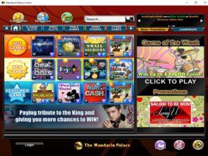Mandarin Palace Online Casino Review