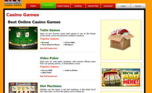 SlotMadness Casino