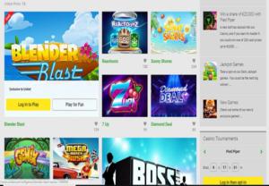 Unibet Casino_Game Lobby