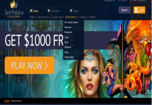 SpinPace Casino