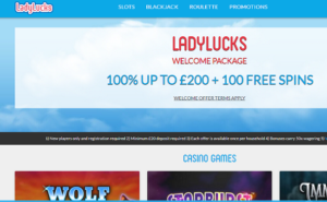 LadyLucks Casino