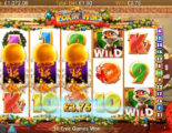 Foxin' Wins A Very Foxin' Christmas Online Video Slot