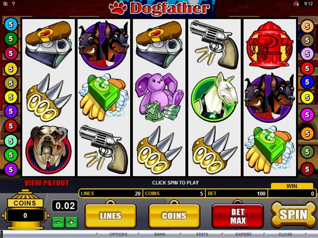 Dogfather Online Video Slot