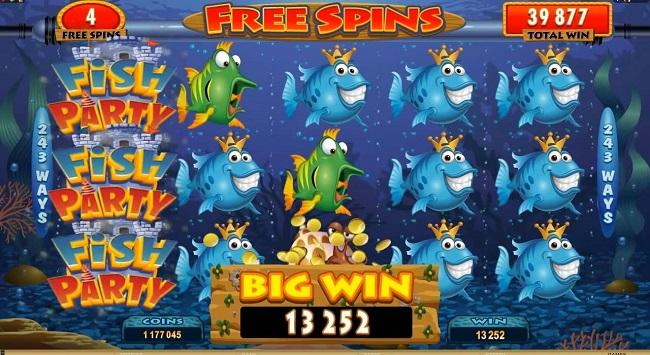 Fish Party Online Video slot