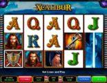 Xcalibur Online Video Slot